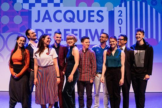 Genomineerden Jacques de Leeuw Jong Toptalent prijs 2017