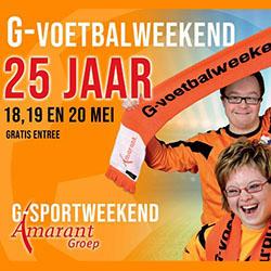 G-voetbalweekend