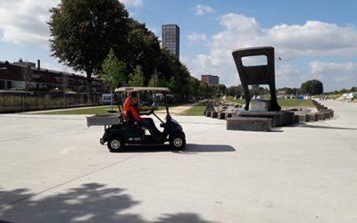 Golfkar Spoorpark