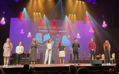 Jacques de Leeuw prijs 2021